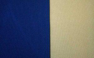 Venekuomukankaan värivaihtoehdot